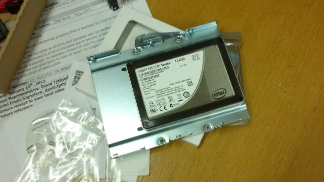 HP Workstation SSD Quest